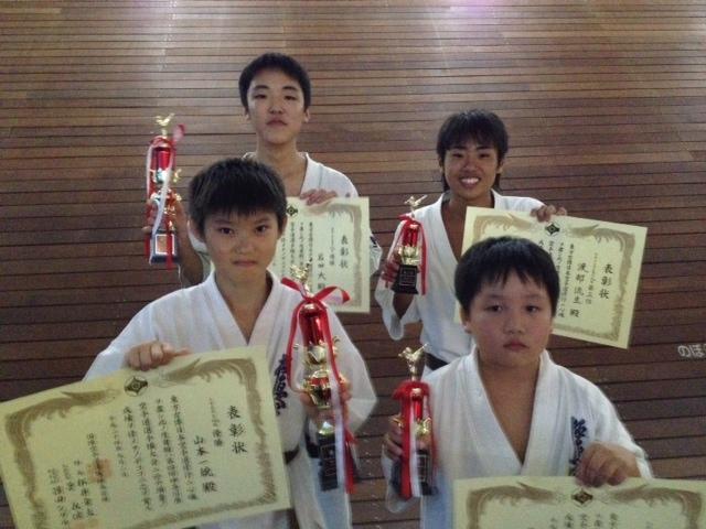 "第4回神奈川県大会""横浜カップ2012"""