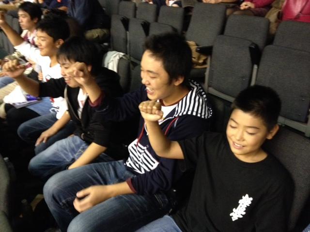 第45回全日本空手道選手権大会(二日目)